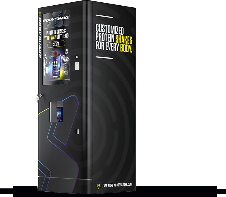 Bodyshake Smart Touch